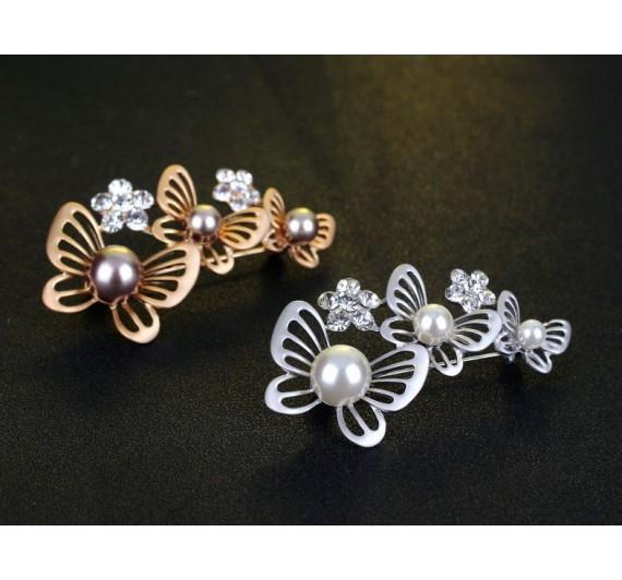"""Segė """"Butterfly Brooch"""""""
