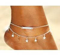 """Kojos papuošalas """"Stars"""""""