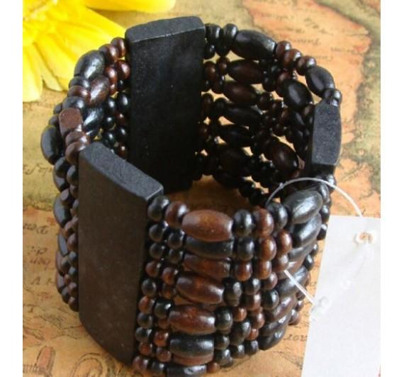 "Apyrankė  ""Wood bracelet"""