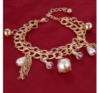 "Apyrankė  ""Golden pearl'"