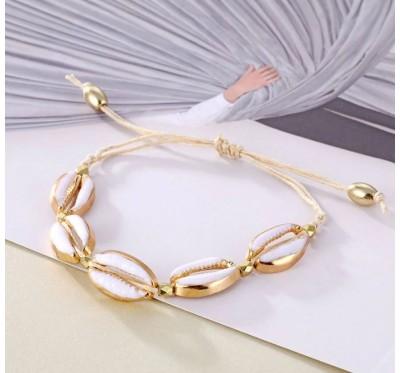 "Apyrankė  ""Shell Bracelet"""