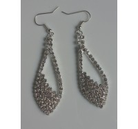 "Auskarai ""Chandelier Earrings"""