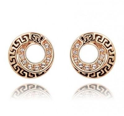 "Auskarai ""Coin Earrings"""