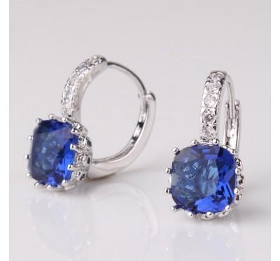 "Auskarai ""Sapphire Design"""