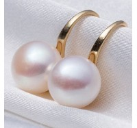 "Auskarai ""Pearl earrings"""