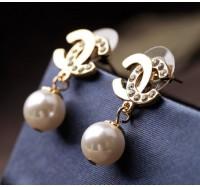 """Auskarai """"Fashion pearl"""""""