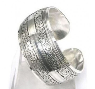 "Apyrankė ""Tibetian silver bracelet"""
