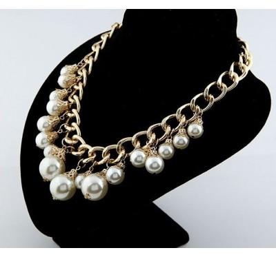 """Kaklo papuošalas """"Fashion pearl"""""""