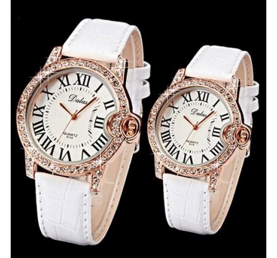 """Moteriškas laikrodis """"Rose watch"""""""