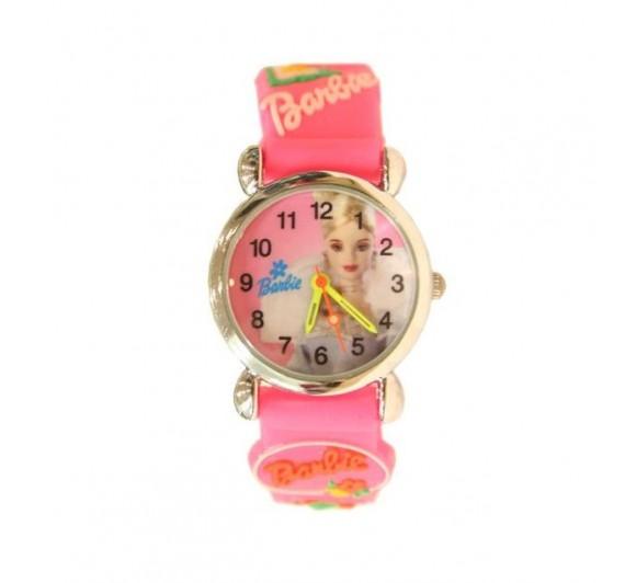"""Vaikiškas laikrodis """"Barbie"""""""