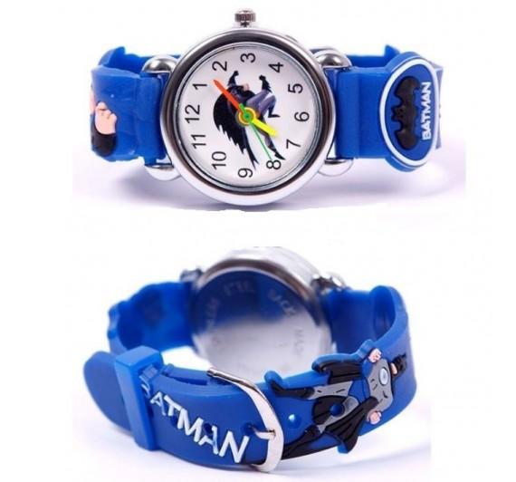"""Vaikiškas laikrodis """"Batman"""""""