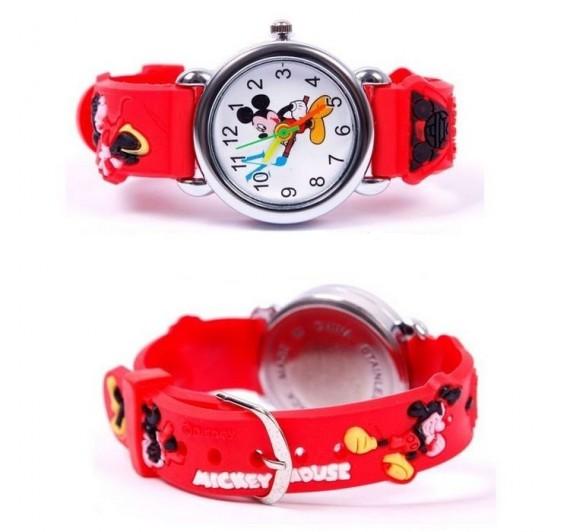 """Vaikiškas laikrodis """"Mickey"""""""