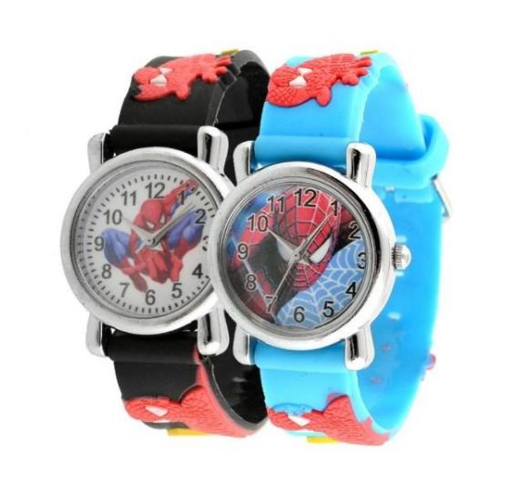 """Vaikiškas laikrodis """"Spiderman"""""""