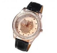 """Moteriškas laikrodis """"Owl"""""""