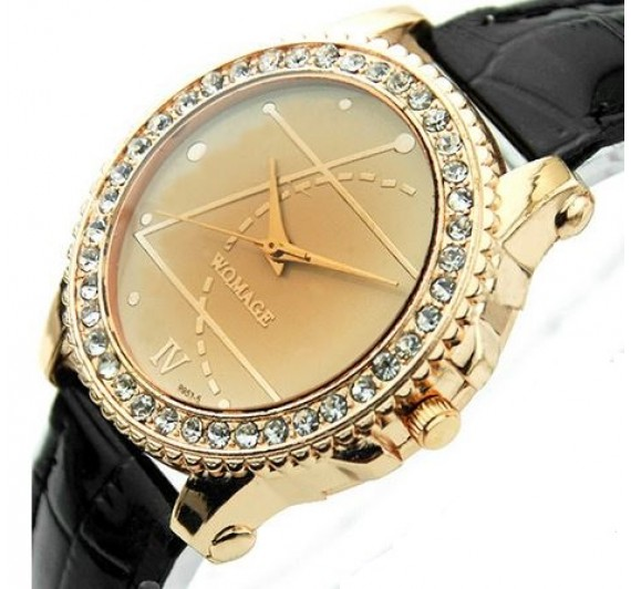 """Moteriškas laikrodis """"Crystal WATCH"""""""