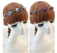 "Plaukų juosta ""Floral hair band"""