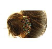 "Plaukų sagė ""Peacock Hairpin"""
