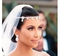 """Vestuvinis plaukų aksesuaras """"Tiara"""""""
