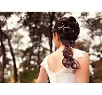 "Plaukų smeigtukai ""Bride"" 5vnt."