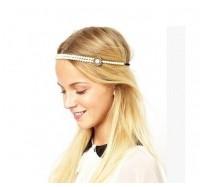 "Plaukų juosta ""Pearl hair band"""
