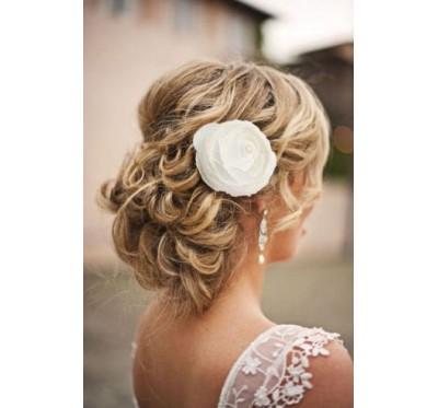 """Vestuvinis plaukų aksesuaras """"Bridal flower"""""""