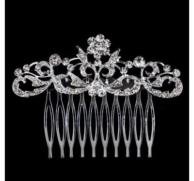 """Vestuvinė plaukų sagė """"Crowne"""""""