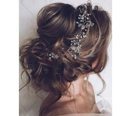 """Vestuvinis plaukų aksesuaras """"Queense"""""""