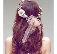 """Plaukų juosta """"Flower girl"""""""