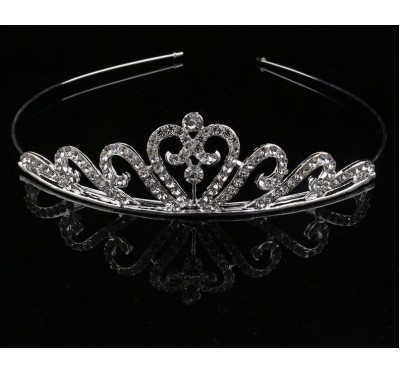 """Vestuvinis plaukų aksesuaras  """"Heart crown"""""""
