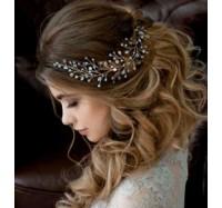 """Vestuvinis plaukų aksesuaras """"Headdress"""""""
