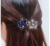 "Plaukų sagė ""Blue flower"""