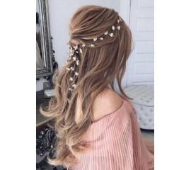 """Nuotakos plaukų aksesuaras """"Afrodite silver"""""""