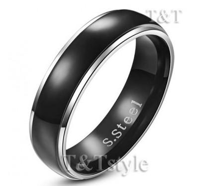 Nerūdijančio plieno žiedas -25