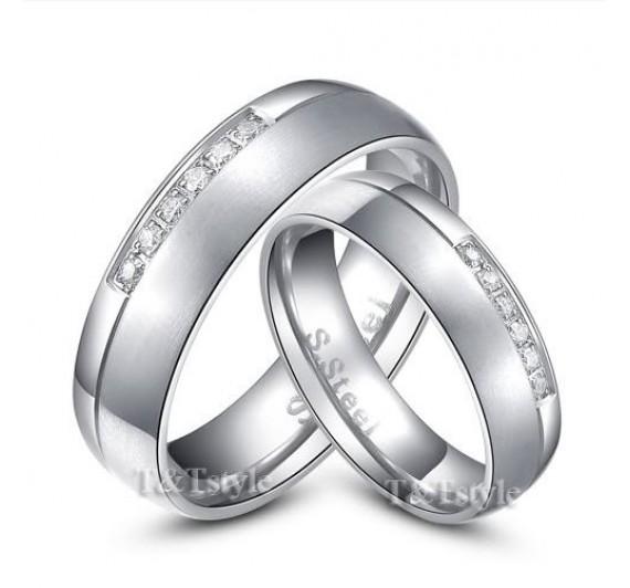 Vestuviniai žiedai - 01