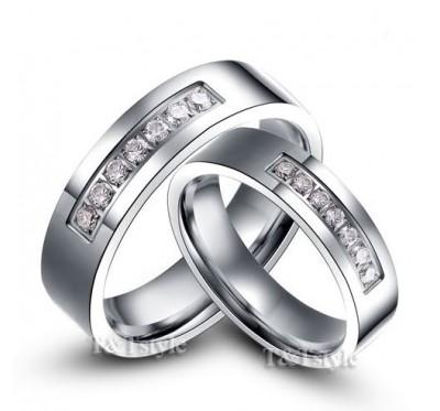 Vestuviniai žiedai - 11