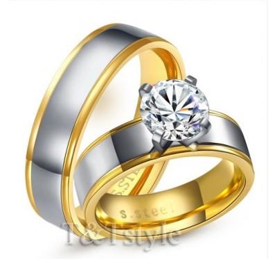 Vestuviniai žiedai - 28