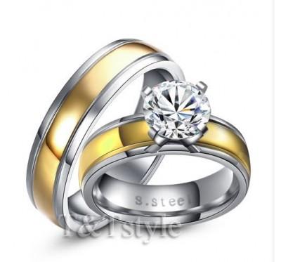 Vestuviniai žiedai - 29