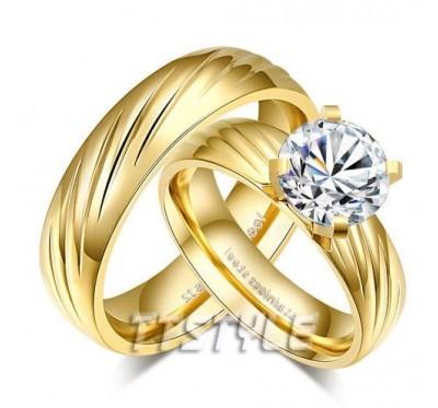 Vestuviniai žiedai - 34