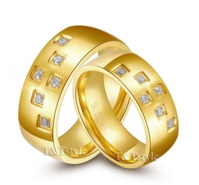 Vestuviniai žiedai - 35