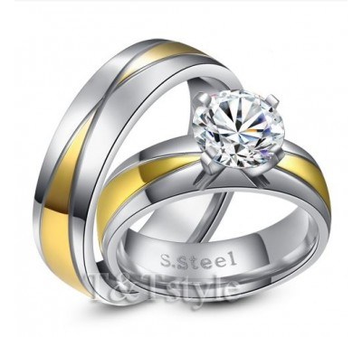 Vestuviniai žiedai - 05