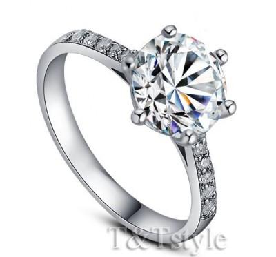 """Sužadėtuvių žiedas """"Engagement"""""""