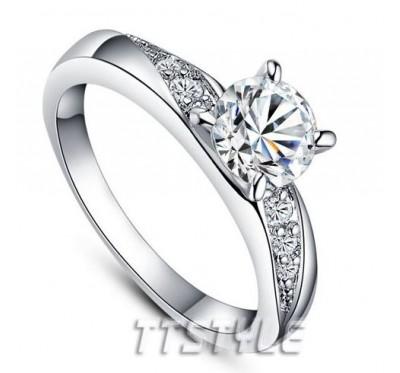 """Sužadėtuvių žiedas """"Engagement-1"""""""