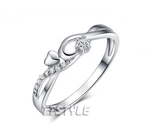 """Sužadėtuvių žiedas """"Engagement-4"""""""