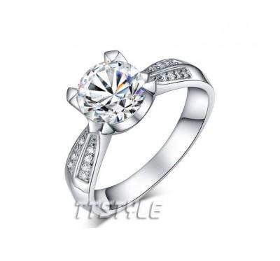 """Sužadėtuvių žiedas """"Engagement-5"""""""