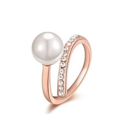 """Žiedas """"Elegant pearl"""""""