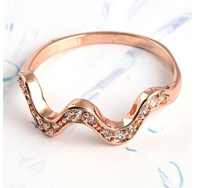 "Žiedas ""Flawless rose ring"""