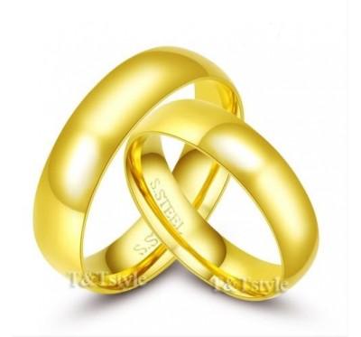 Nerūdijančio plieno žiedas -13