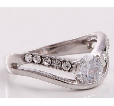 """Žiedas """"Saphire jewelry"""""""
