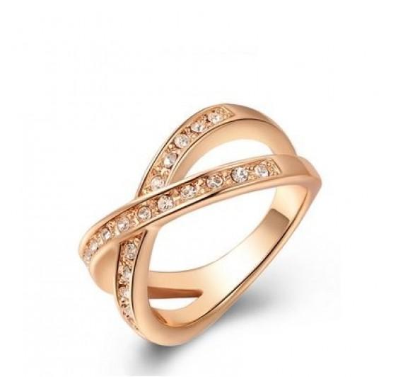 """Žiedas """"X ring"""""""