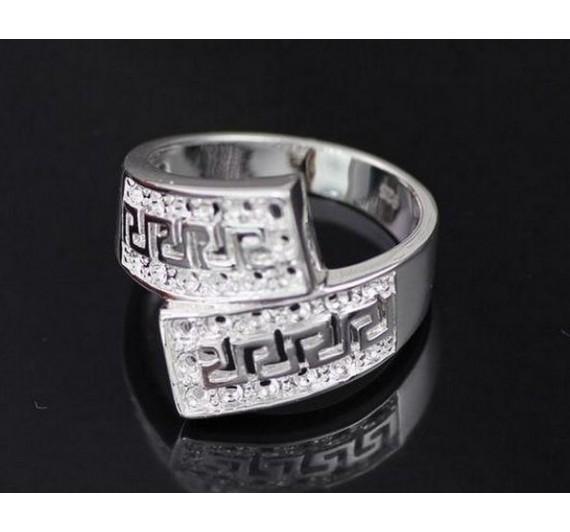 """Žiedas """"White ring"""""""